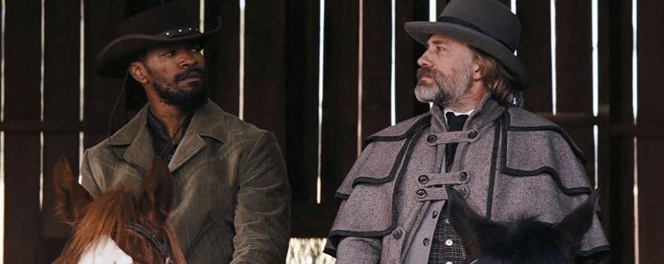 รีวิวหนังเรื่องDjango Unchained