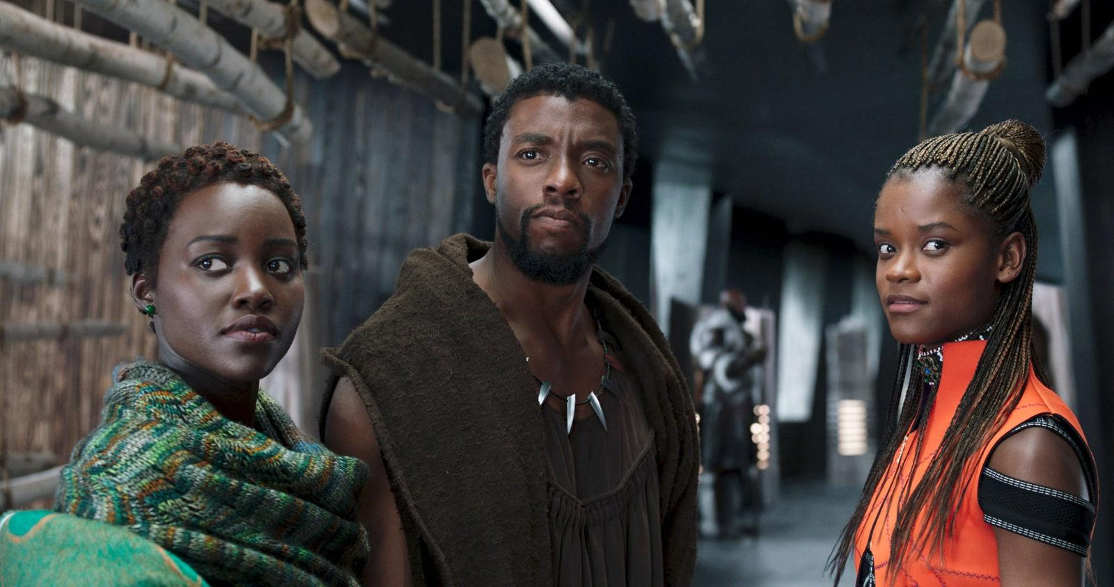 รีวิวเรื่อง Black Panther (2018)